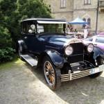 American Cars Concours d'Elegance, Sychrov, Czech Republic