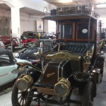 Visit to the Beograd Automobile Museum