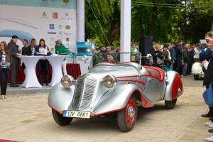 Tatra 75 Bohemia Roadster, 1936