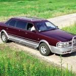 Unique Ukrainian limousine is up for sale