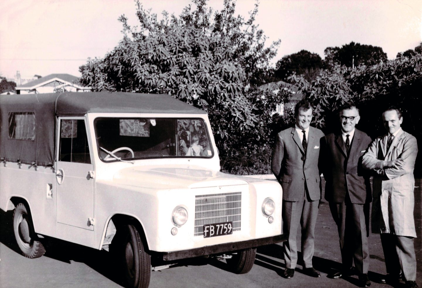 The predecessor of the Škoda SUV Models was launched 50 years ago
