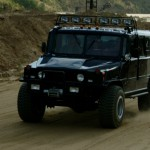 Barkhan and Bulat, Off-road vehicles by Retro-Style