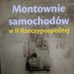Book Review: Montownie samochodów II Rzeczypospolitej