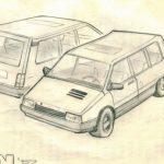 Van – A Stillborn Romanian Minivan