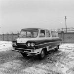 Start, A Fibreglass-Bodied Soviet Minibus