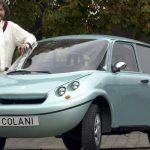 Luigi Colani And the Cars from The Eastern Bloc