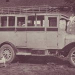 The Role of the Ford Model T As a Bus in Central and Eastern Europe