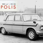 Polski-Fiat 125p In International Rally Races