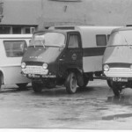 Plastic bodied hybrid vehicles from the Soviet Union