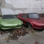 Sofia – Velizar Andreev's self-built cars from Bulgaria