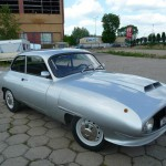 Władysław Okarmus' self-built car to be shown at Auto Nostalgia