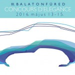 Balatonfüred Concours d'Elegance is to be held in May!