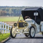 Škoda Museum presents only surviving Laurin & Klement BSC sports car from 1908