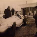 The story of two Mercedes W154 Silver Arrow Racing Cars in Romania